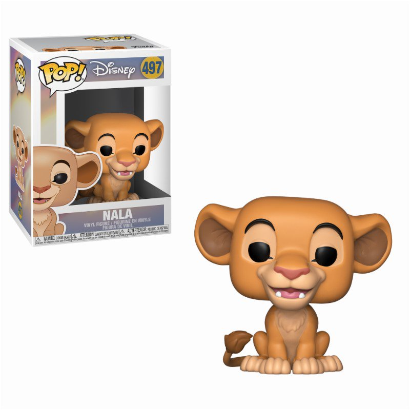 Figurina - Funko Pop! Disney - Bobble Head, The Lion King: Nala thumbnail