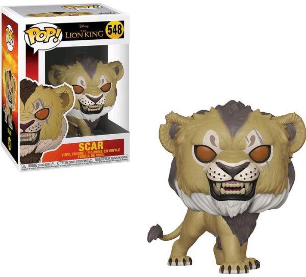 Figurina - Funko Pop! Disney - The Lion King: Scar thumbnail