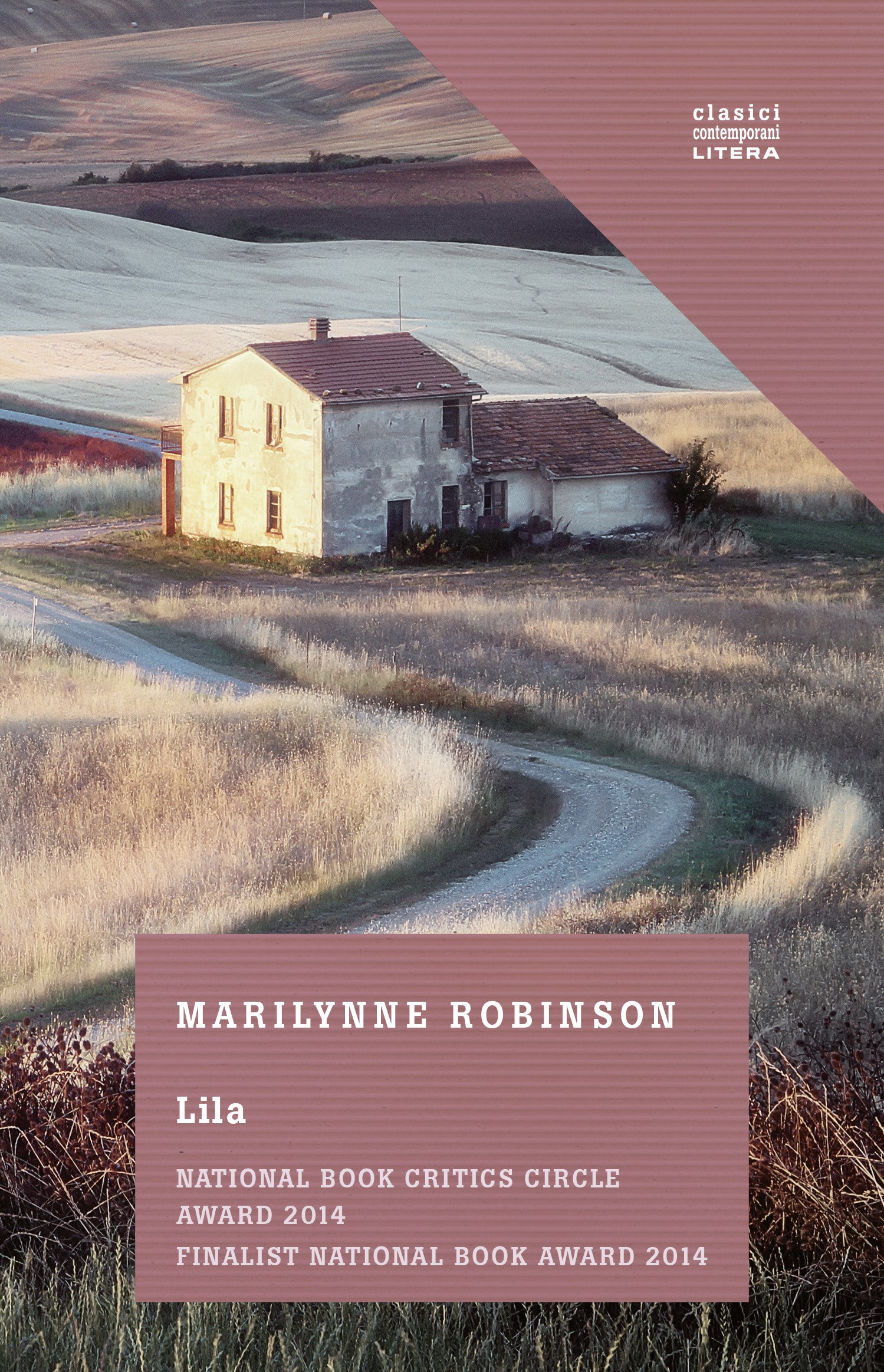 Imagine Lila - Marilynne Robinson