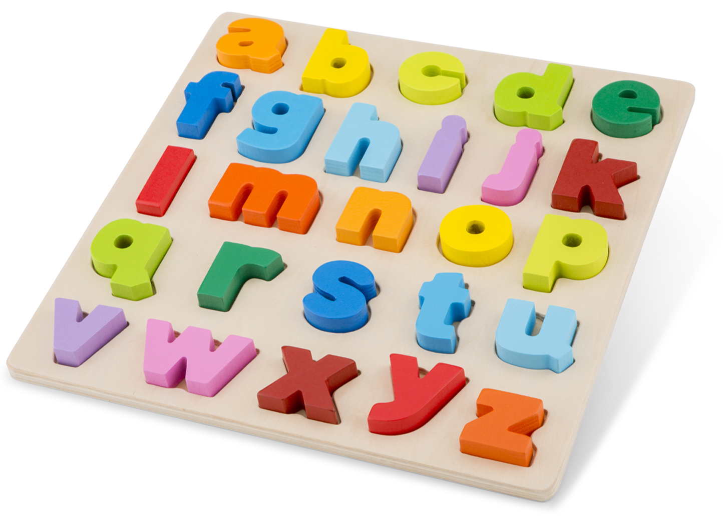 Puzzle alfabet thumbnail