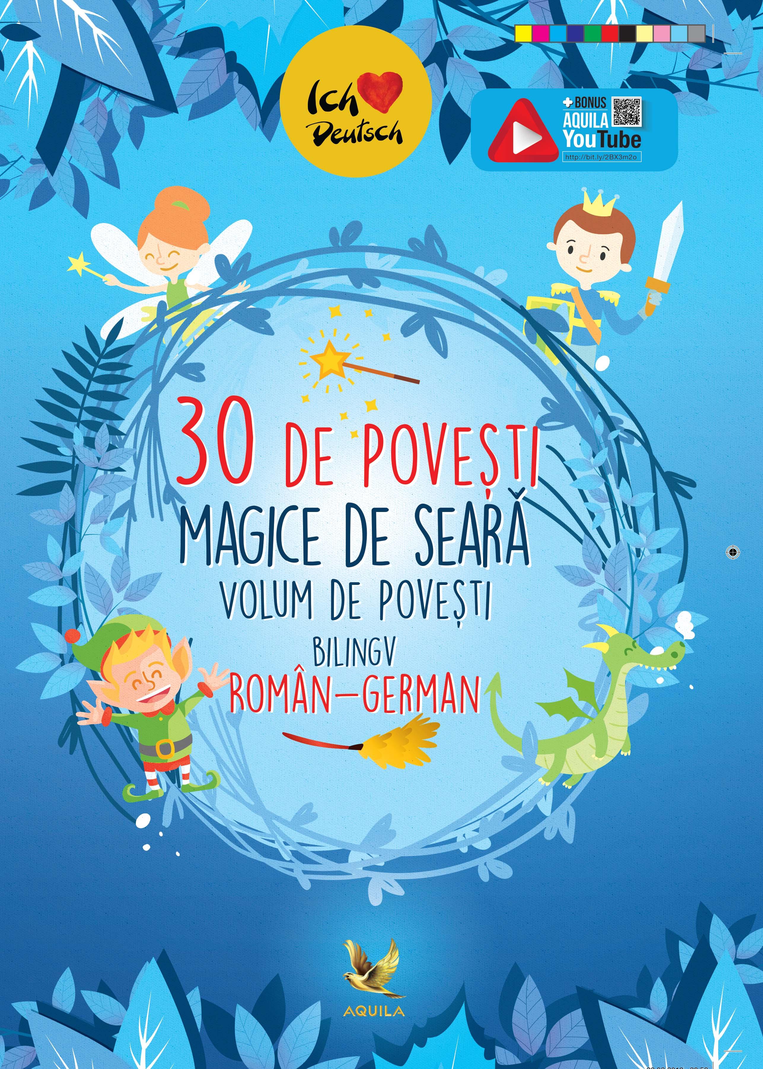 30 De Povesti Magice De Seara |