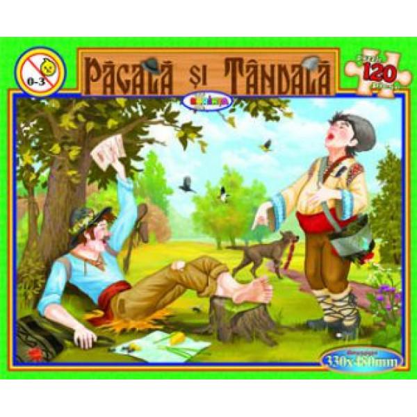 Puzzle - Pacala si Tandala   Dorinta