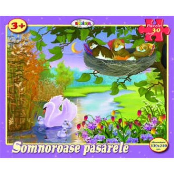 Puzzle - Somnoroase pasarele | Dorinta