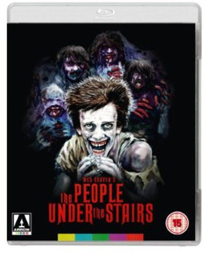 The People Under the Stairs (Blu Ray Disc) thumbnail