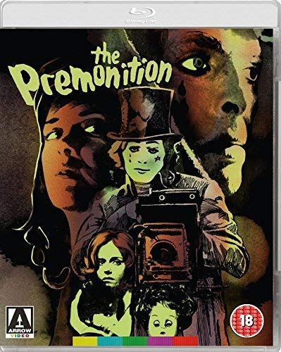 The Premonition (Blu Ray Disc) thumbnail