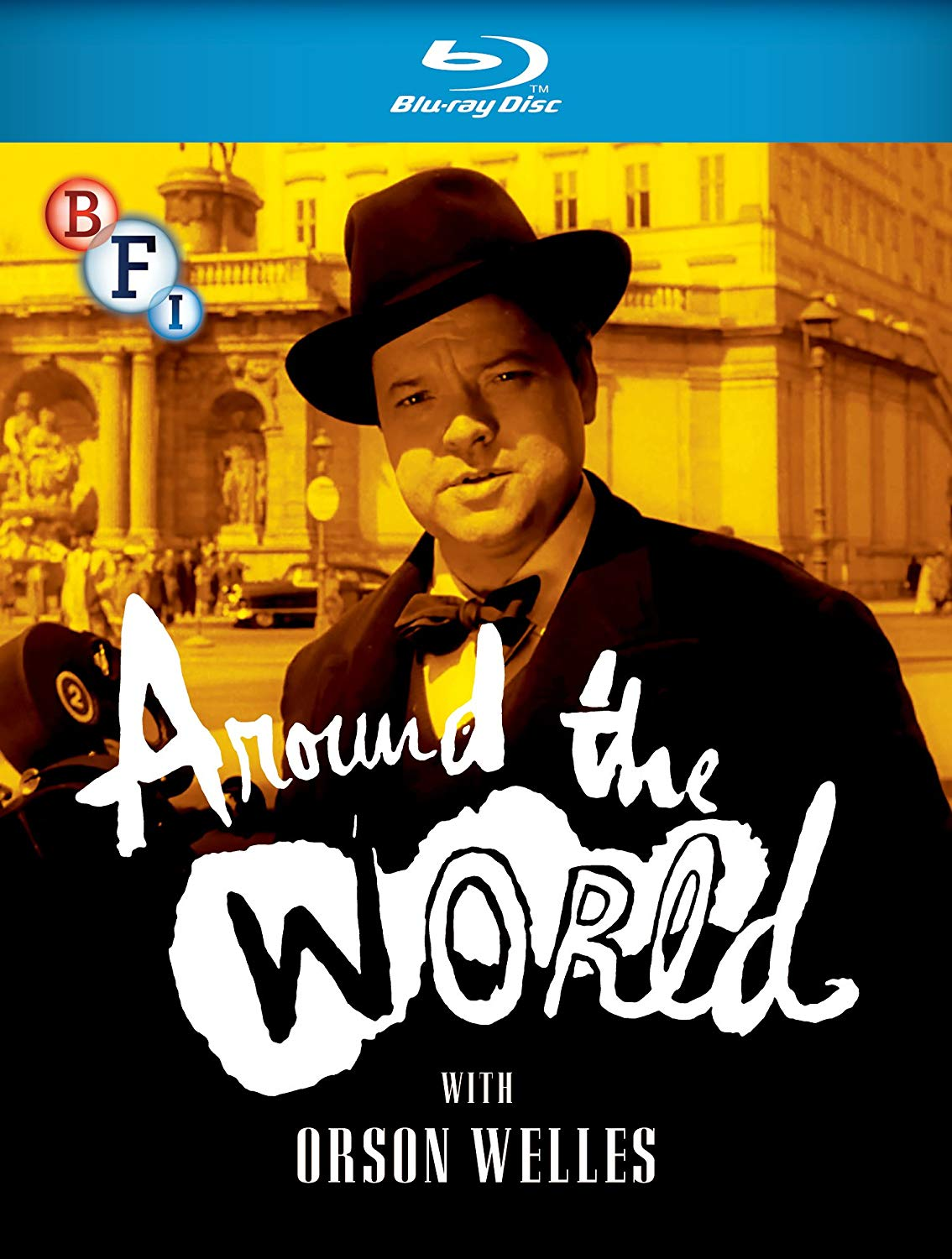 Around the World with Orson Welles (Blu-Ray disc) thumbnail