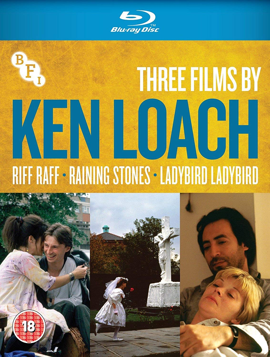 Ken Loach Collection (Blu-Ray Disc) thumbnail