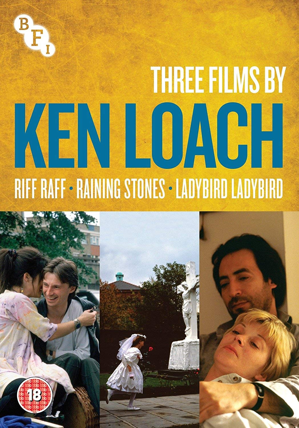 Ken Loach Collection: Riff-Raff • Raining Stones • Ladybird Ladybird thumbnail