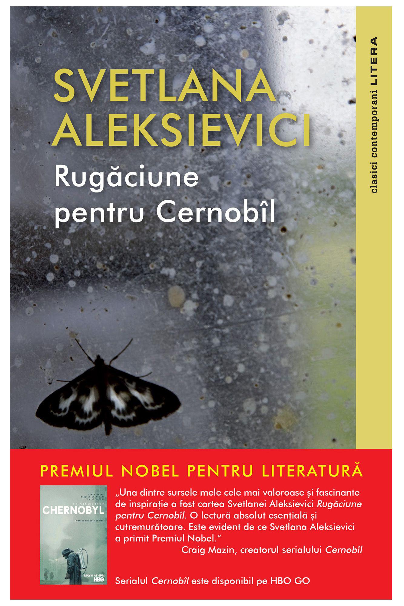 Rugaciune pentru Cernobil | Svetlana Aleksievici