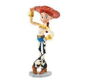 Figurine Disney - Jessie, Toy Story 3 | Bullyland