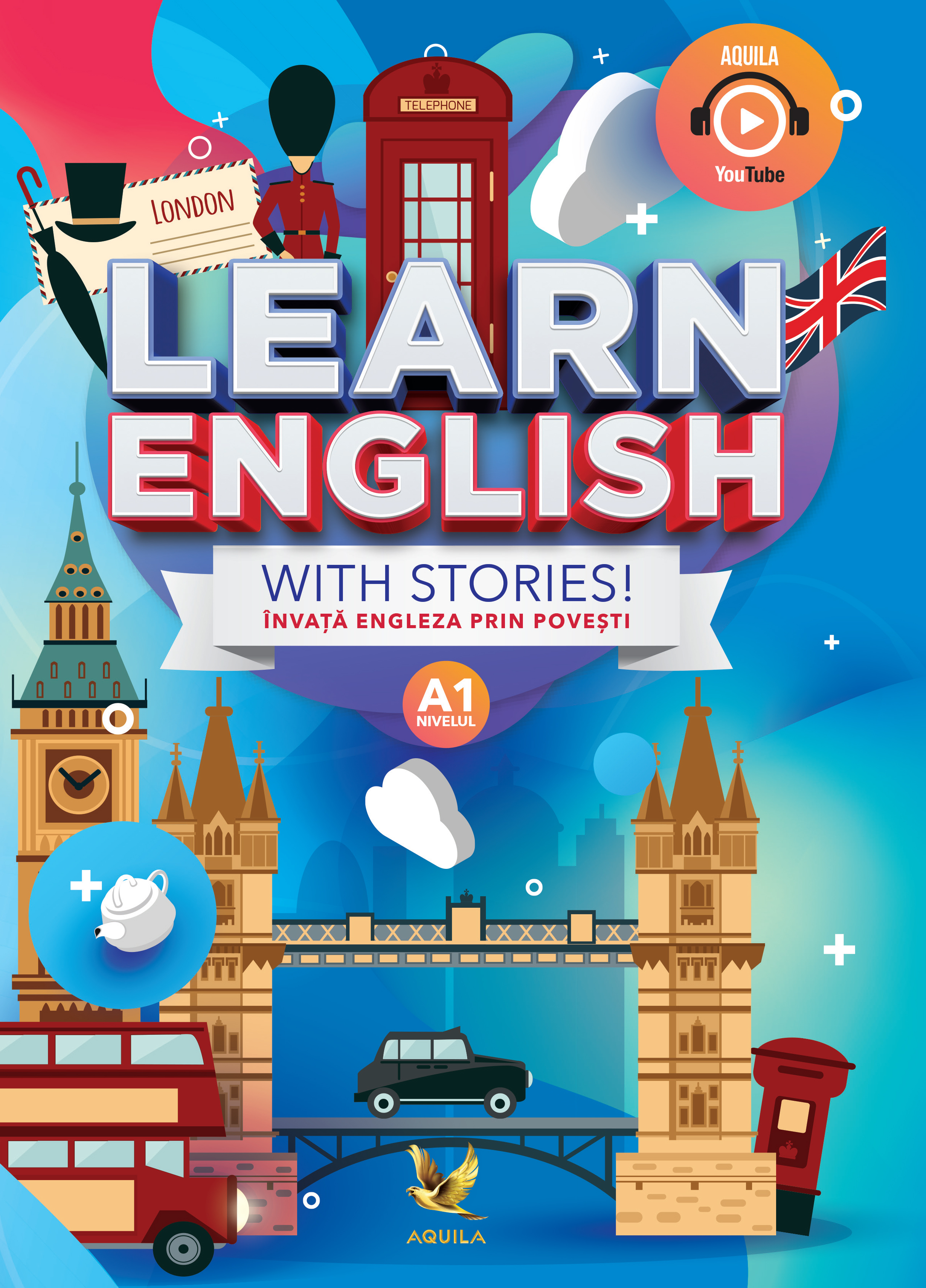 Learn English with stories thumbnail