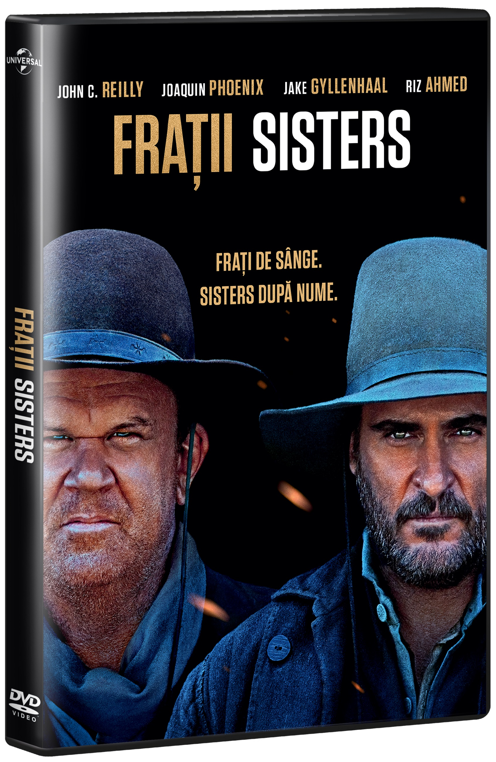 Fratii Sisters / The Sisters Brothers thumbnail