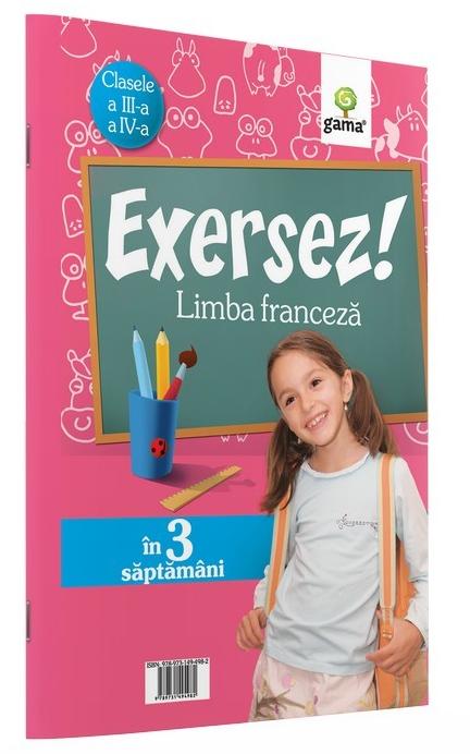 Limba franceza | Liliana Dontu