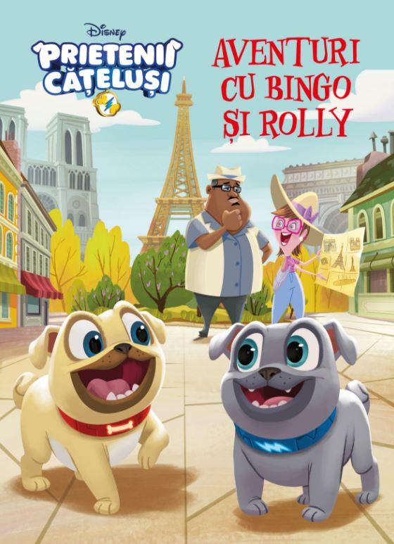 Disney Prietenii catelusi - Aventuri cu Bingo si Rolly