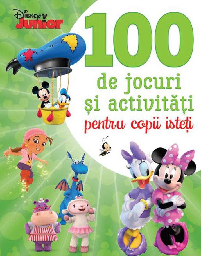 100 de jocuri si activitati pentru toti copiii