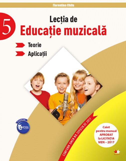Lectia de educatie muzicala. Clasa a V-a thumbnail