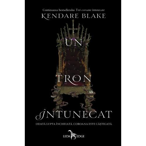 Un tron intunecat | Kendare Blake