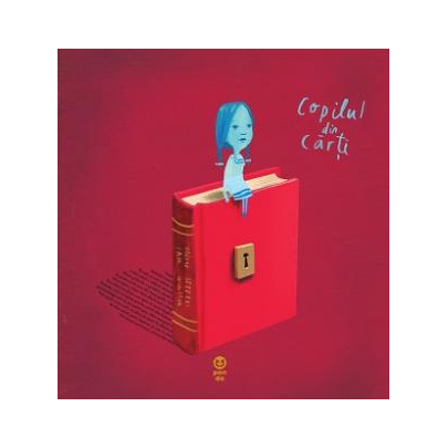 Imagine Copilul Din Carti - Sam Winston, Oliver Jeffers
