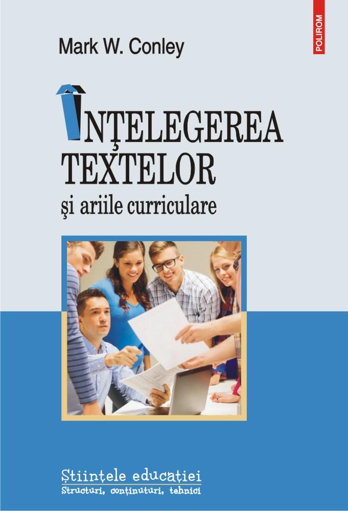 Intelegerea textelor si ariile curriculare