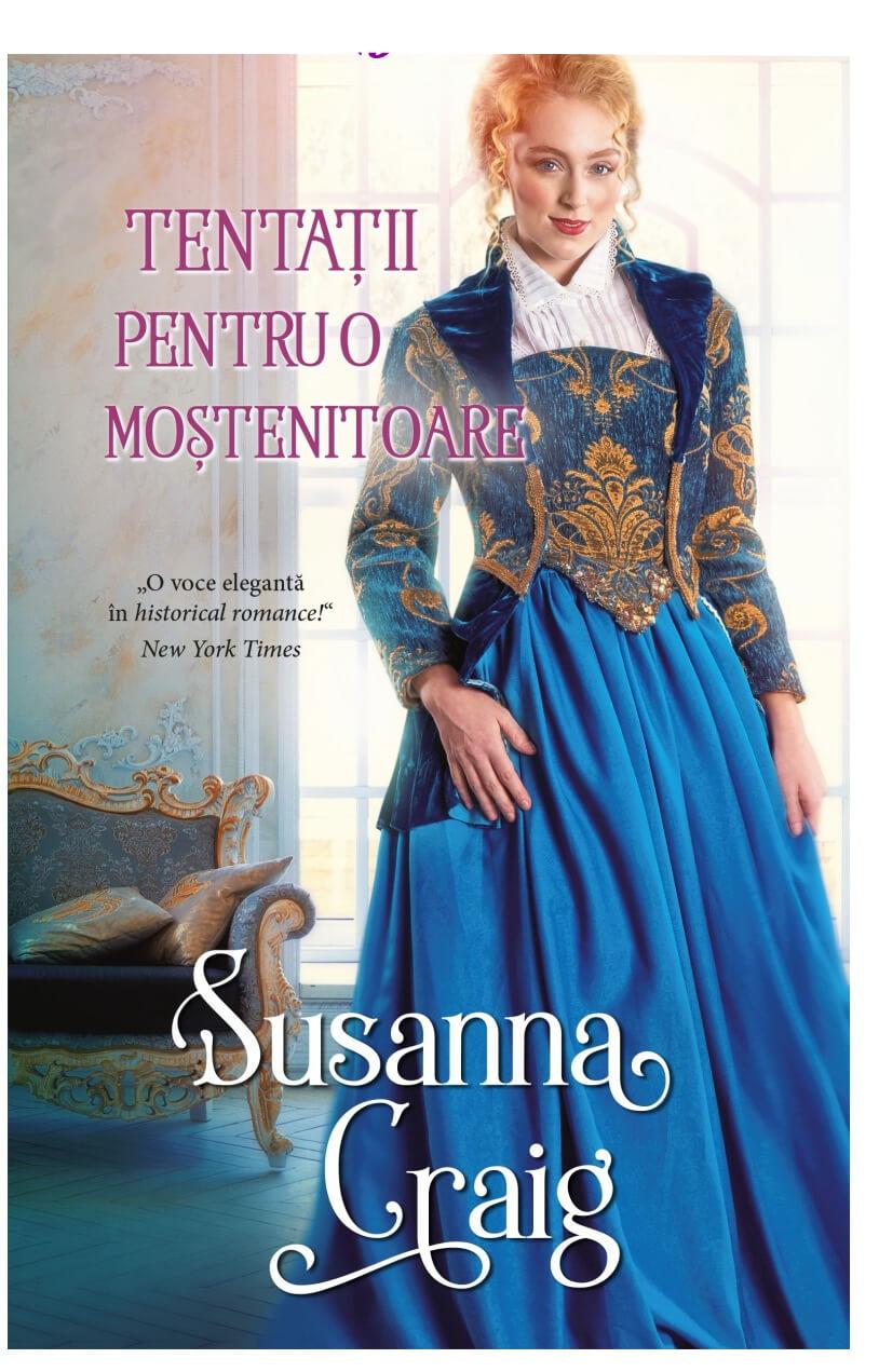 Tentatii pentru o mostenitoare | Susanna Craig
