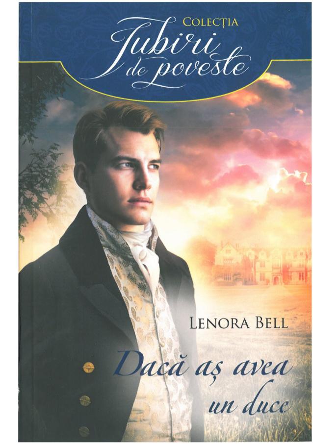 Daca as avea un duce | Lenora Bell