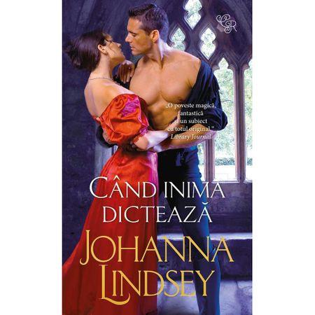 Cand inima dicteaza | Johanna Lindsey