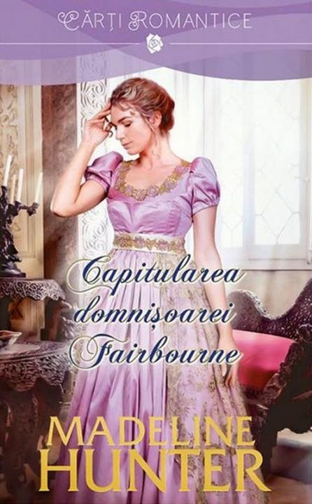 Capitularea domnisoarei Fairbourne | Amanda Quick