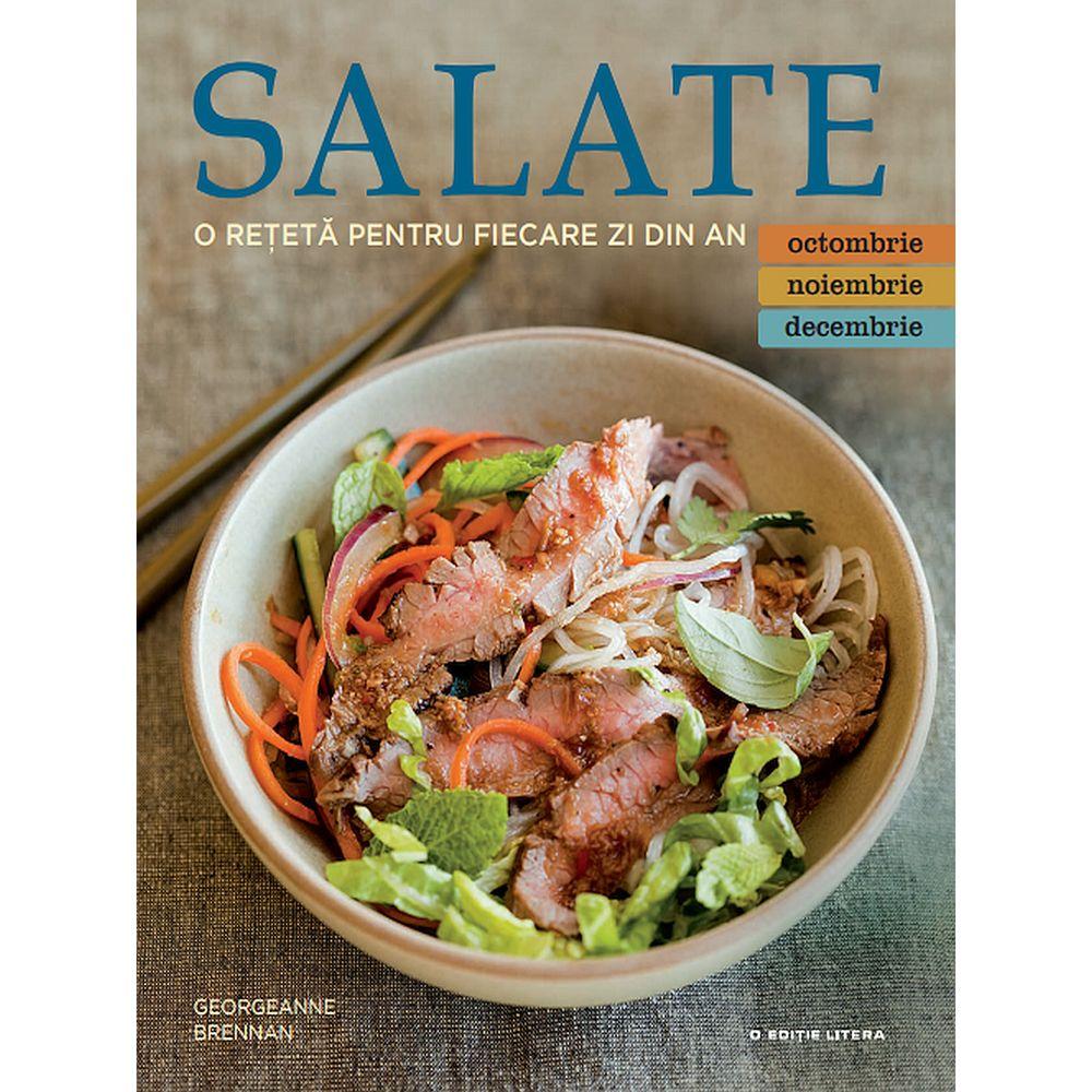 Imagine Salate - O Reteta Pentru Fiecare Zi Din An (vol - 4) - Georgeanne Brennan