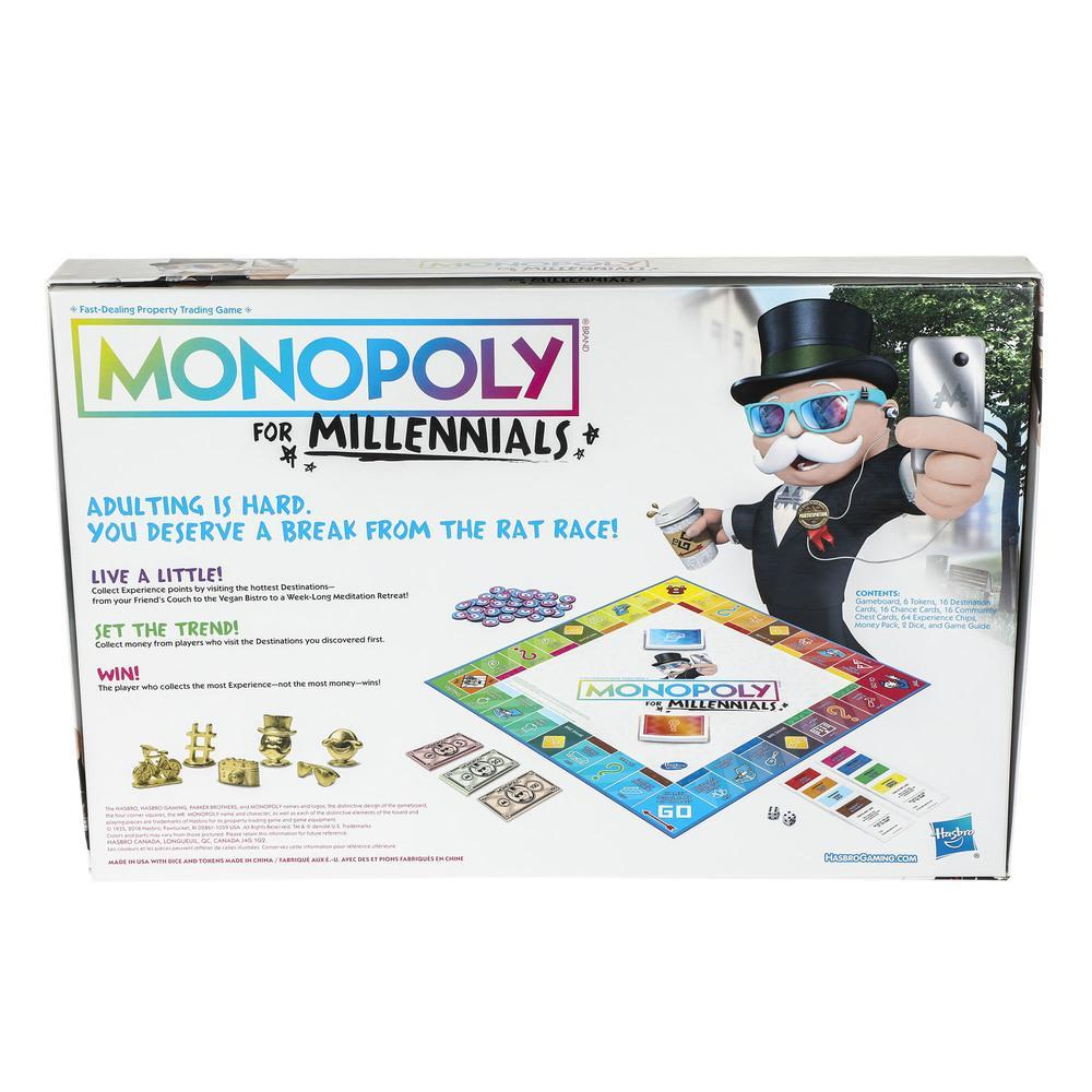Joc - Monopoly Millennials | Monopoly