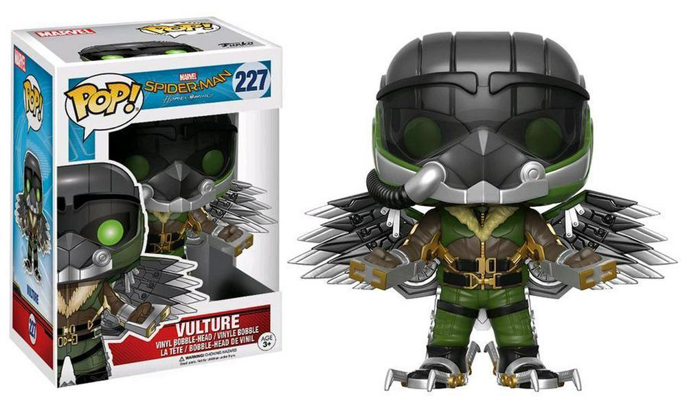 Figurina - Marvel Spider-Man - Vulture | FunKo