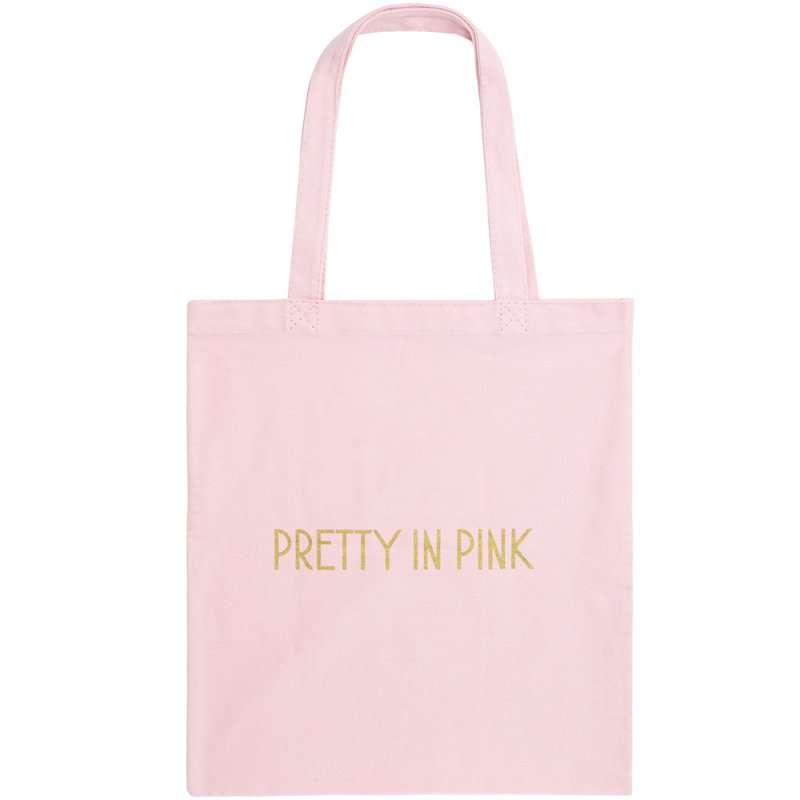Tote Bag - Pretty In Pink