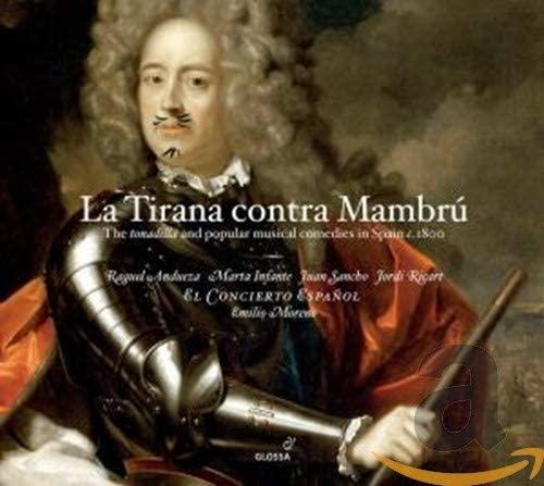 La Tirana contra Mambru: The Tonadilla and popular musical comedies in Spain c.1800