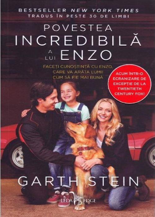 Povestea incredibila a lui Enzo | Garth Stein