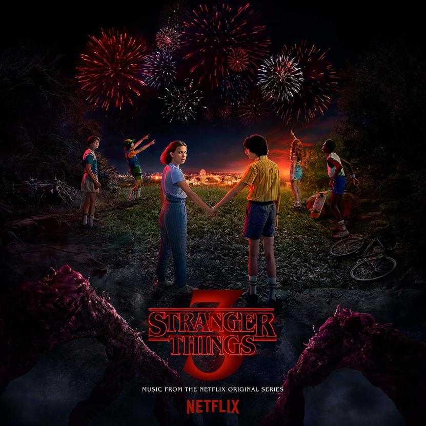 Stranger Things. Soundtrack from the Netflix Original Series - Vinyl