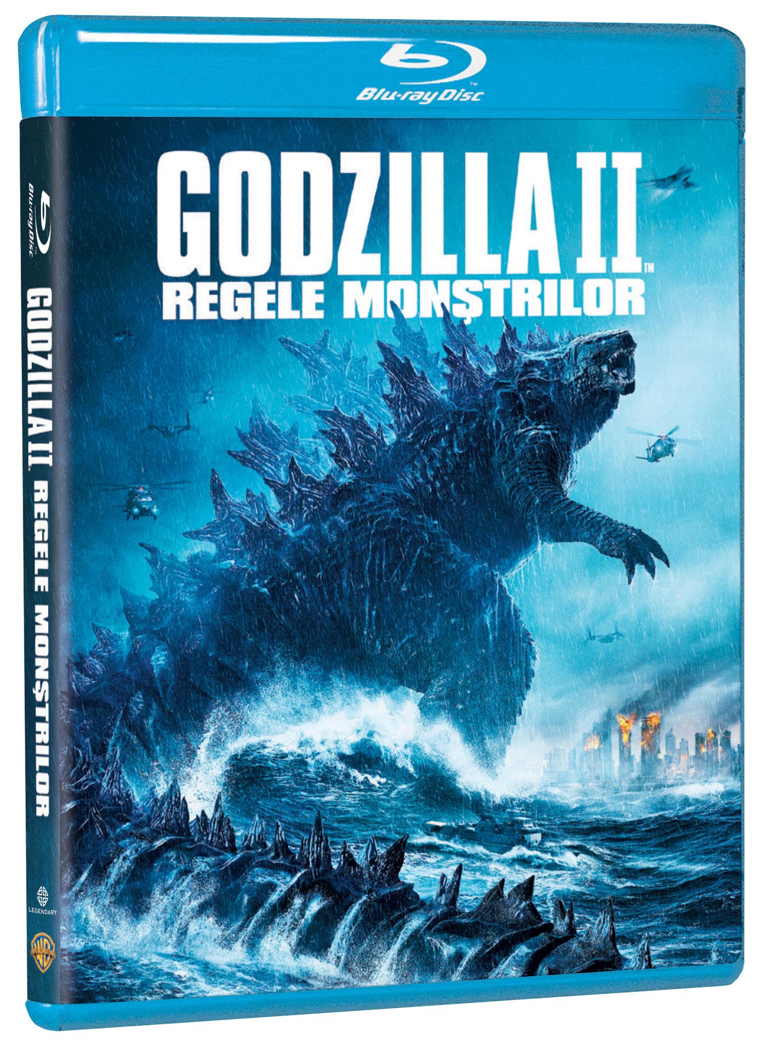 Godzilla II: Regele Monstrilor / Godzilla II: King of the Monsters thumbnail