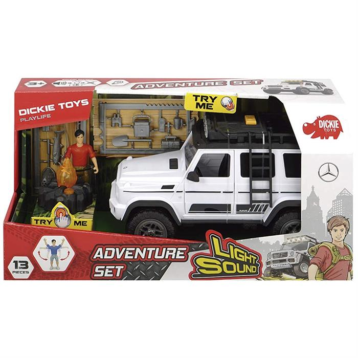 Set jucarii - Life Adventure | Dickie Toys