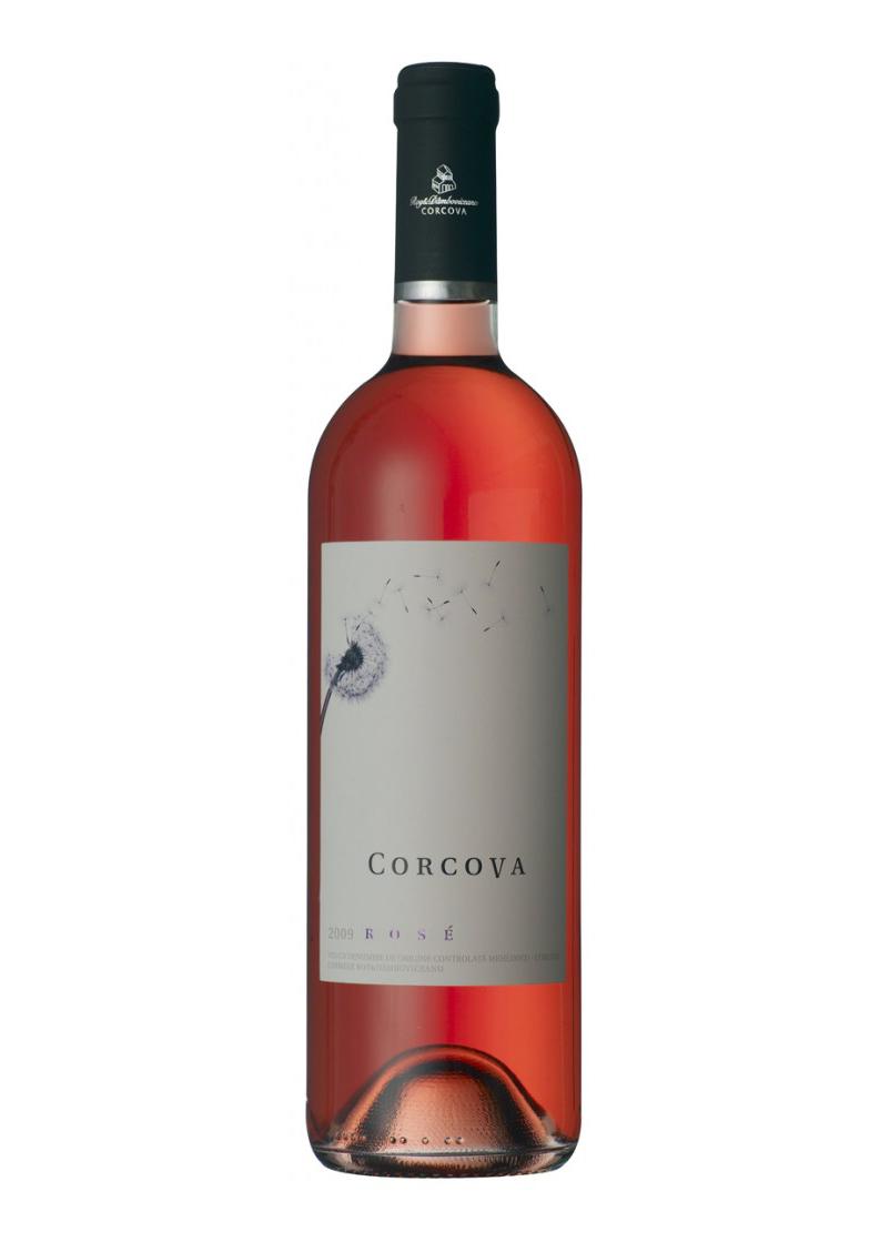 Vin rose - Corcova, 2016, sec Corcova