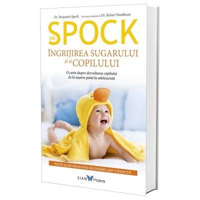 Dr. Spock. Ingrijirea sugarului si a copilului thumbnail