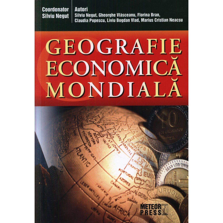 Geografia economica mondiala