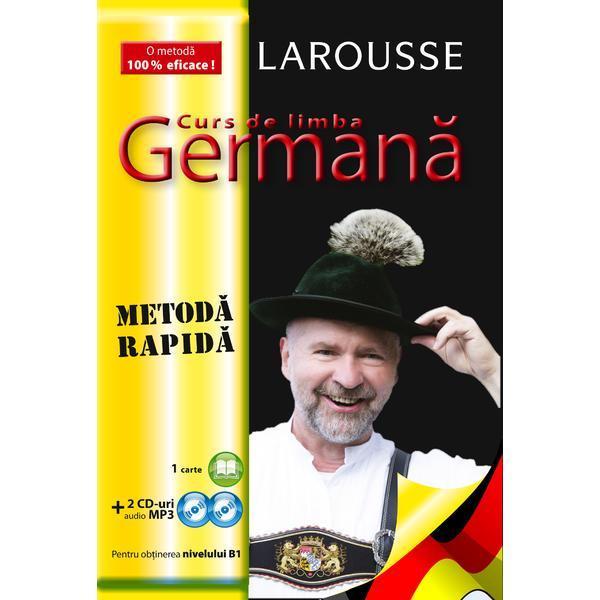Curs de limba germana - Larousse