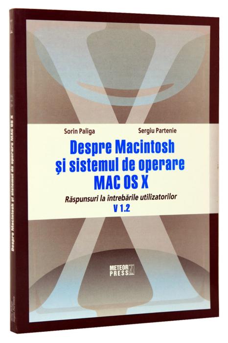 Despre Macintosh si sistemul de operare MAC OS X