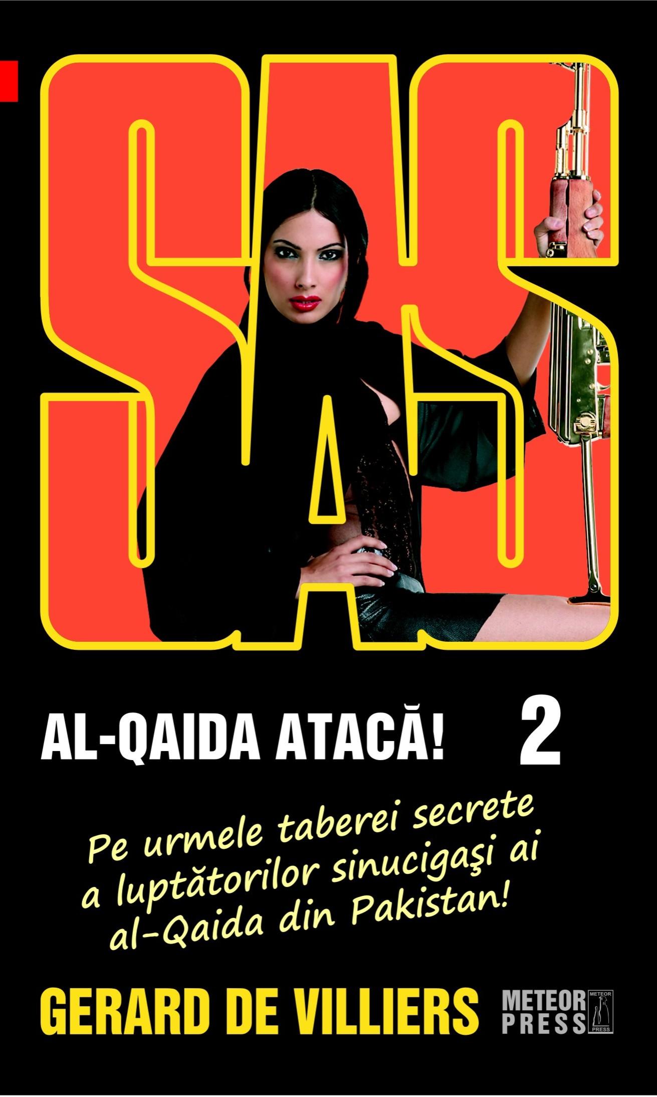 SAS 107. Al-Qaida ataca! - Volumul 2