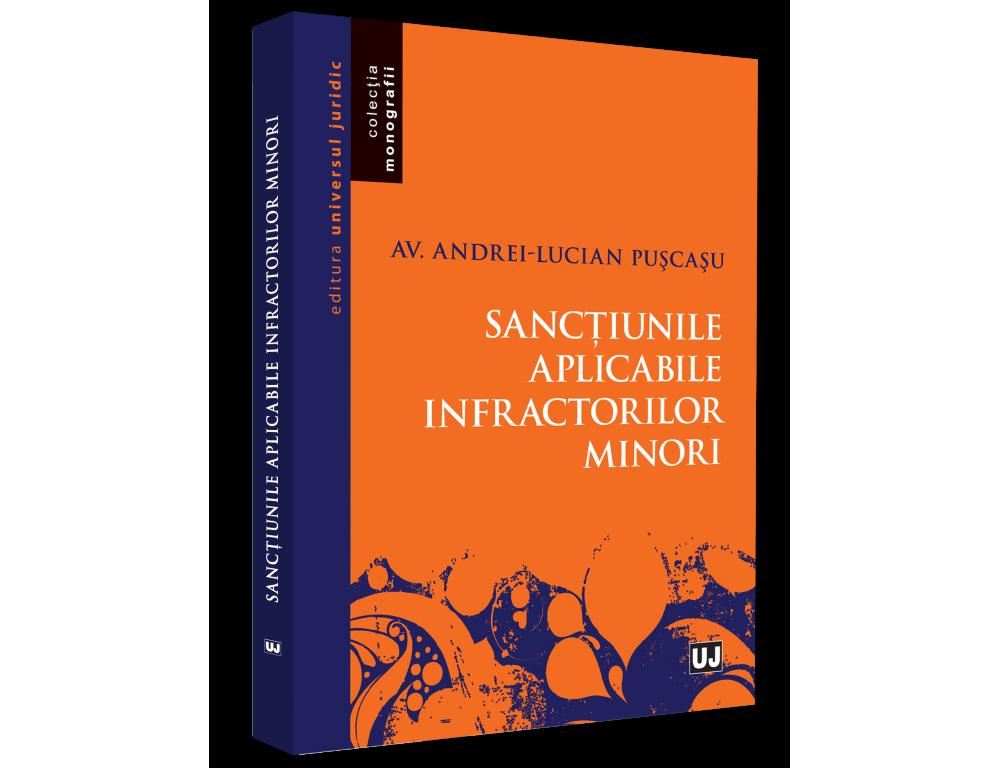 Imagine Sanctiunile Aplicabile Infractorilor Minori - Andrei-lucian Puscasu