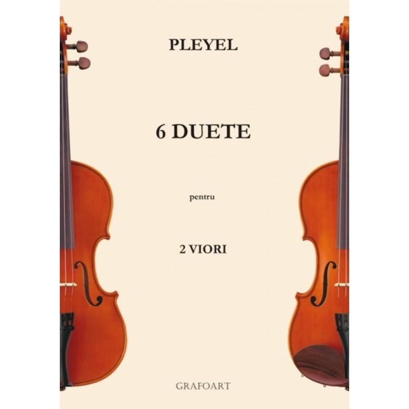 6 duete pentru 2 viori