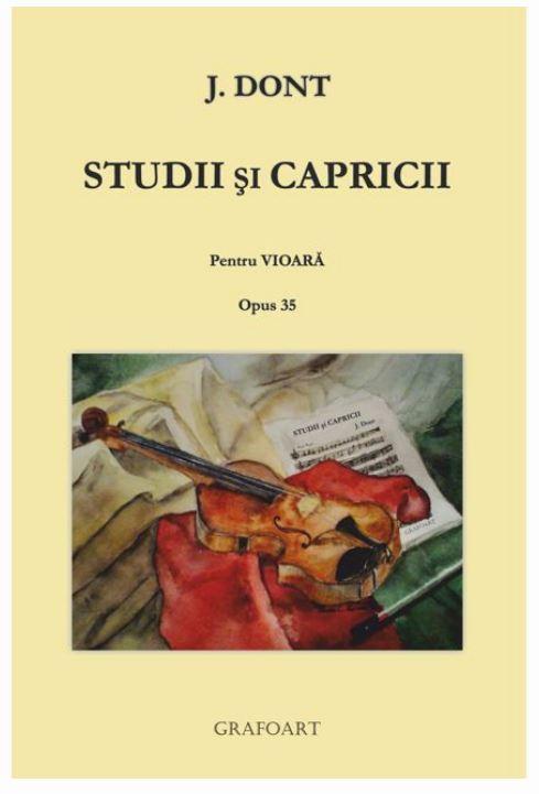 Studii si capricii op. 35