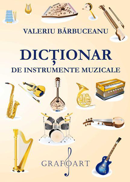 Dictionar de instrumente muzicale