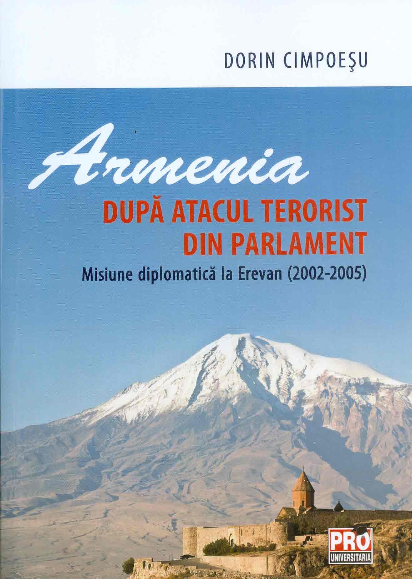 Armenia dupa atacul terorist din parlament