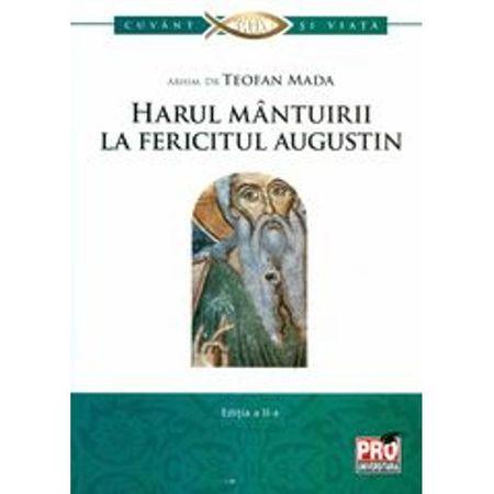 Harul mantuirii la Fericitul Augustin