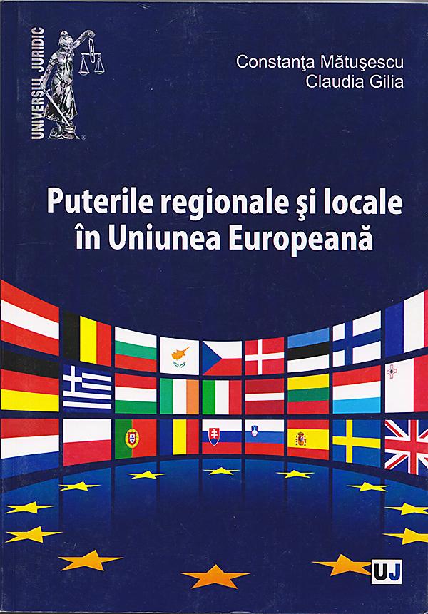 Puterile regionale si locale in Uniunea Europeana