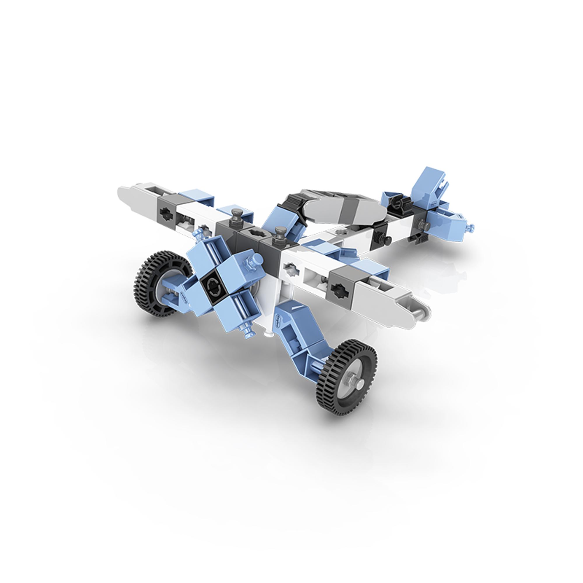Set de constructie Inventor - 8 modele de aeronave   Engino - 5